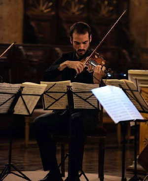 Quatuor Lugha – Maximilien PORCHÉ
