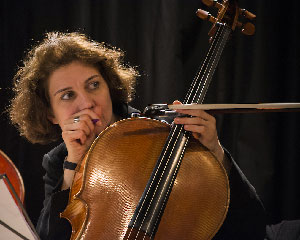 Quatuor Lugha – Raphaële SÉMÉZIS