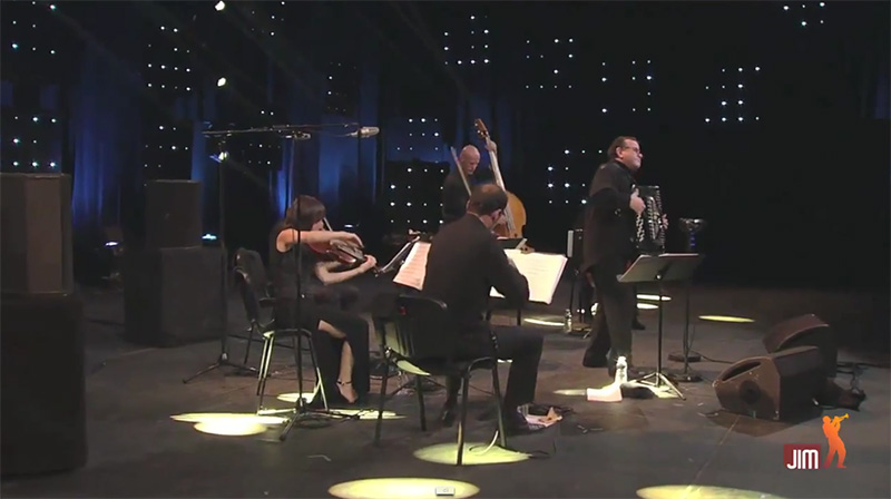 Jazz in Marciac – Galliano Sextet