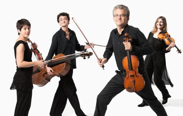 Quatuor Ephémères