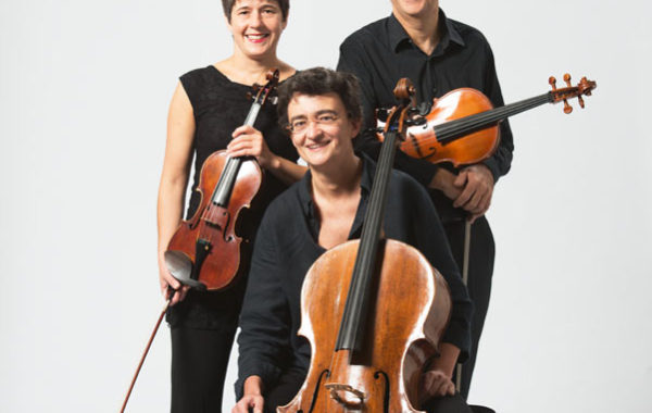 Trio ephémères
