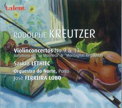 Kreutzer Concertos