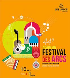18-28 juillet Académie-Festival des Arcs -Bourg Saint Maurice