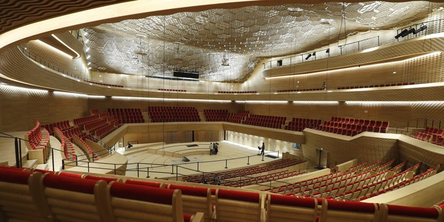 17 octobre 20h30  Seine musicale concert sur invitation